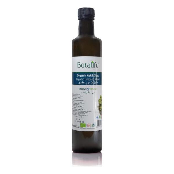 Органична вода от риган