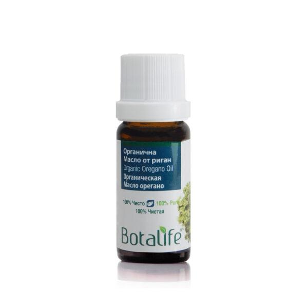 Органично етерично масло от риган