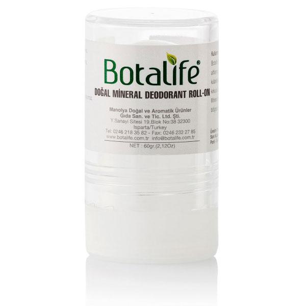 Природен кристален дезодорант рол-он