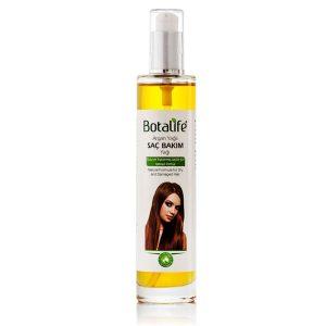 Възстановаващо и подхранващо масло за коса