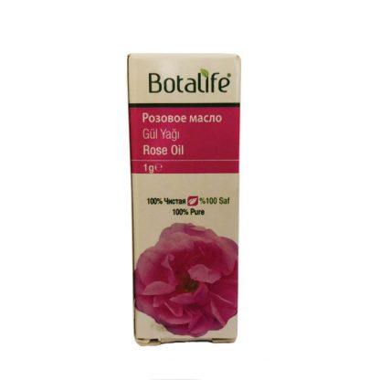 Натурално розово масло