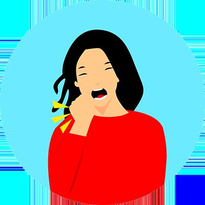 как да се справим с неприятната кашлица