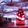 Арома дифузер 3D glass Santa Claus 1