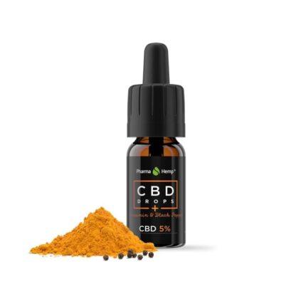 CBD Конопено масло