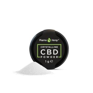 CBD Crystalline Powder Кристали на прах 1 г