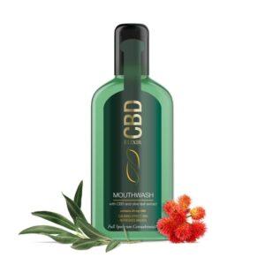 CBD Elexir Вода за уста - 250 мл