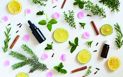 основни приложения на етерични масла