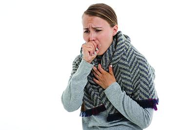 етерични масла за кашлица